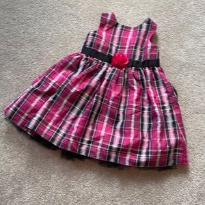 🔥BOGO🔥 Pink Sleeveless Party Dress 3T